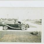 alten bild von den wagen